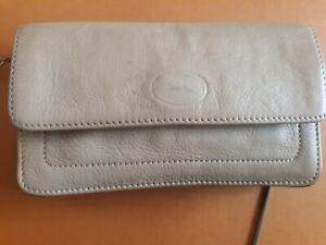 Longchamp Crossbody Leather Pouch