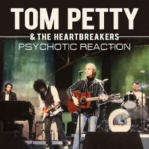 Tom Petty and the Heartbreakers: Psychotic Reaction =CD=