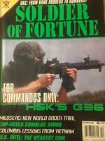 Soldier Of Fortune Oct 2001, Top Notch Combloc Ammo