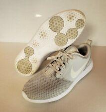 Nike Roshe G Golf Shoes Men's Size 9 Platinum White Gray CD6065-003 Spikeless