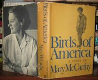 McCarthy, Mary BIRDS OF AMERICA  1st Edition 1st Printing