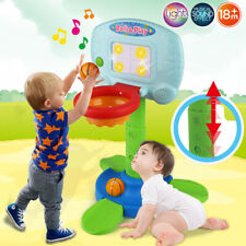 Basketball Hoop Intelligence Development Educational Toys For Kid Baby Toddler