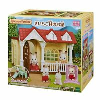 SYLVANIAN FAMILIES CALICO CRITTERS Rabbit Baby & Rubus Forest House Epoch Japan