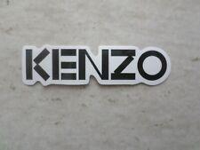 QUALITY KENZO STICKER 8cm BANKSY SUPREME SKATEBOARD CARHARTT OBEY VANS