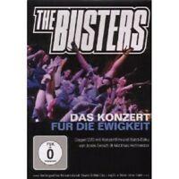 """THE BUSTERS """"DAS KONZERT FÜR DIE EWIGKEIT"""" 2 DVD NEU"""