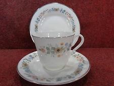 """ROYAL DOULTON """"PASTORALE"""" Tea TRIO Cup, Saucer & Plate H5002"""