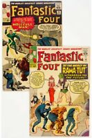 Fantastic Four #19 only (Marvel, 1963) (intro Rama-T