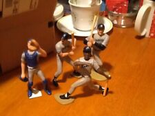 Vintage lot of MLBP plastic baseball figures 1988-89