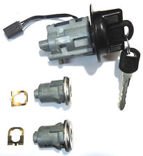 GM OEM Cavalier / Sunfire Ignition Key Switch Lock Cylinder & Door Lock Set