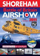 Shoreham Battle of Britain Airshow 2011 Official DVD aircraft Aviation Planes