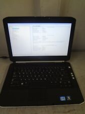 "Dell Latitude E5420 Core i7  2.7GHz  4GB/160GB Webcam LINUX Laptop ""NO BATTERY"""