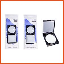 12 x COMPACT POCKET MIRROR | Foldable Makeup Travel Cute Compact Handbag Mirror