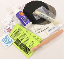 New Watershed 12900 Mtp Drybag Repair & Maintenance Kit Patch Seal Grease