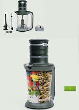 Ultra Prep Food Chopper with Processor & Blender. 48 oz Jar, 700-Watt. Ninja NEW