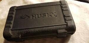 Husky 20 Pc. Standard/metric Socket Set In Case