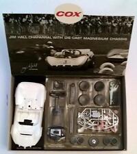 Genuine Jim Hall Auhorized 1:24 Cox Jim Hall Chaparral Slot Car 1966 Release.