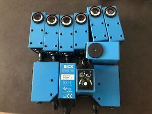 Sick KT5G-2P1151 Photoelectric Sensor, 10-30VDC, 100mA