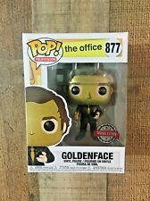 Funko Pop! GoldenFace Jim Halpert Television: The Office Golden Face 877