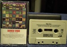 Romeo Void - Benefactor - Cassette