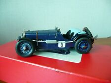 S E FINECAST KIT BUILT 1933 MG K3 MAGNETTE - 1/24