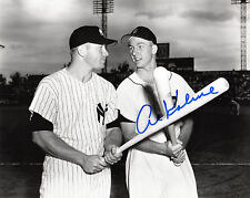 Al Kaline Detroit Tigers reprinted 8x10 autograph signed photo Mickey Mantle!