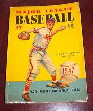 1947 Major League Baseball Stan Musial  # 2