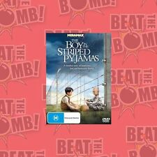 The Boy in the Striped Pyjamas  - DVD - NEW Region 4