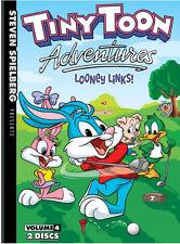 STEVEN SPIELBERG PRESENTS TINY TOON ADVENTURES 4 - DVD - Region 1