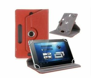 """For Universal Android Tablet 7"""" 8"""" 9"""" 10"""" 360° Folio Leather Rotating Case Cover"""
