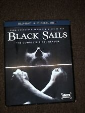 Black Sails: The Complete First Season (DVD, 2015)