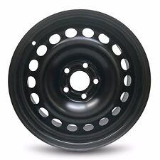 New (06-11) Chevrolet HHR (04-08) Malibu 16x6.5 Inch Black Steel Wheel Rim
