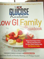 The New Glucose Revolution Low GI Family Cookbook