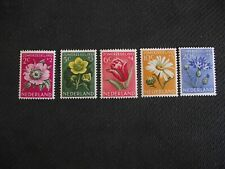 Netherlands 1952  Cultural and Social Relief Fund.  MLH set.
