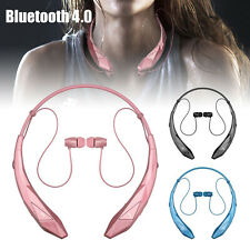 Sweatproof Bluetooth Earphone Wireless Sports Headphones Hands-free Headsets US