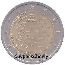 Portugal 2015 I 2€ 150j Rood Kruis UNC
