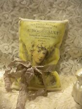 Lavender Sachet Vintage French / Paris Angel