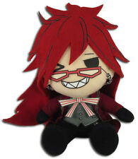 *NEW* Black Butler: Grell 7 inch Plush by GE Animation