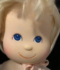 Eegee Goldberger Vintage 90s Baby doll Vinyl Head Cloth Body
