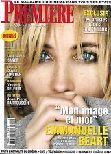 PREMIERE Nº361 MARS 2007 EMMANUELLE BEART/ DARROUSSIN/ FINCHER/ LI/ DELERM