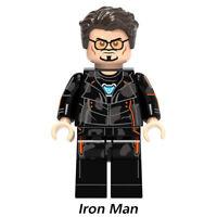 Lego Avengers Marvel DC Super Heroes Figuras uomo Ragno Thanos Tu sei di grande