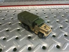 1980 Hotwheels Army Military Truck