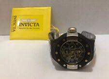 Invicta Mens 17390 S1 Rally Polyurethane Band Blue Dial Watch Quartz