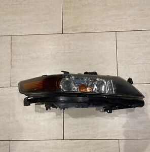2004-2005 Acura TSX Right Driver Side Headlight HID Xenon OEM Complete