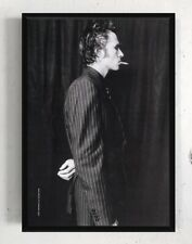 1998 Scott Weiland smoking Stone Temple Pilots Japan mag photo pinup Framed s5r