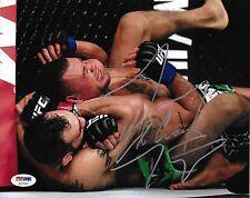 Tony Ferguson Signed UFC 8x10 Photo PSA/DNA 181 Abel Trujillo Picture Autograph