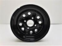 QuadBoss Steely Wheels 12x7 5+2 Offset 4/110 Bolt Pattern