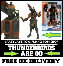 Bandai Mechanic Thunderbirds Articulated Action Figure Lights & Sounds New