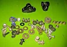 00 Honda CBR 929 929RR RR CBR929 CBR929RR Bolts Brackets spacers nuts screws 01