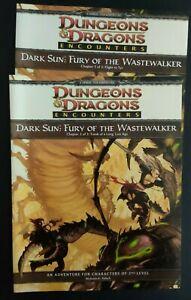 Dark Sun: Fury of the Wastewalker, Part 2 & 3, ENG Dungeons & Dragons 4E
