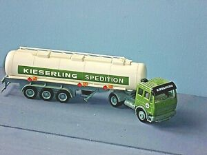 HERPA camion citerne MERCEDES BENZ comme neuf !!  en HO 1:87eme